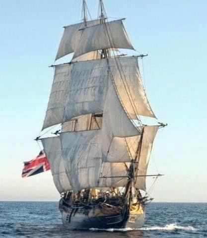 Морской музей Сан-Диего. HMS Surprise в роли HMS Providence в пиратах карибского моря