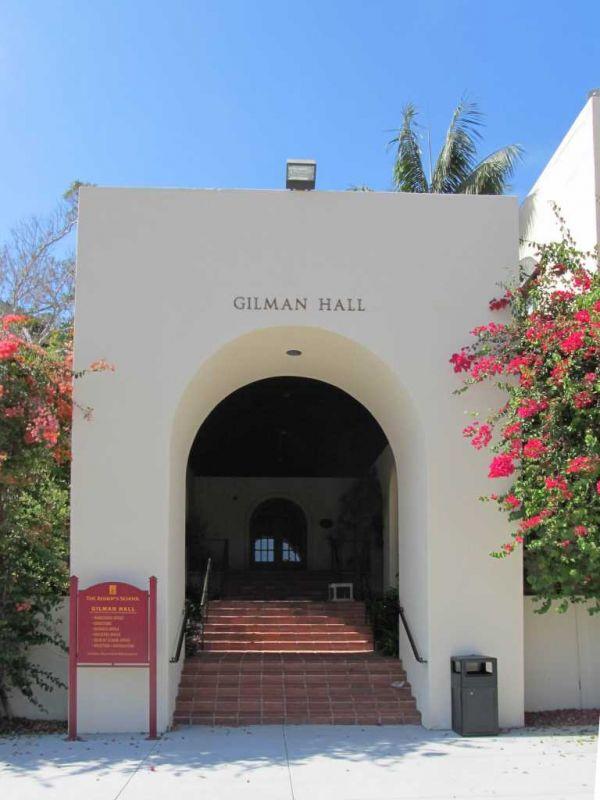 Ла-Хойя (La Jolla) Школа Бишопа (The Bishop's School)