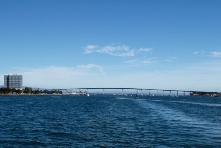 Мост Сан-Диего - Коронадо