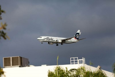 Boeing-737 Авиакомпании Alaska Airlines