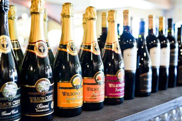 Шампанское от Wilson Creek