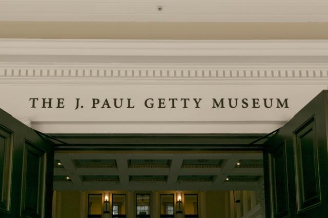 Лос-Анджелес Достопримечательности Вилла Гетти (Getty Villa)