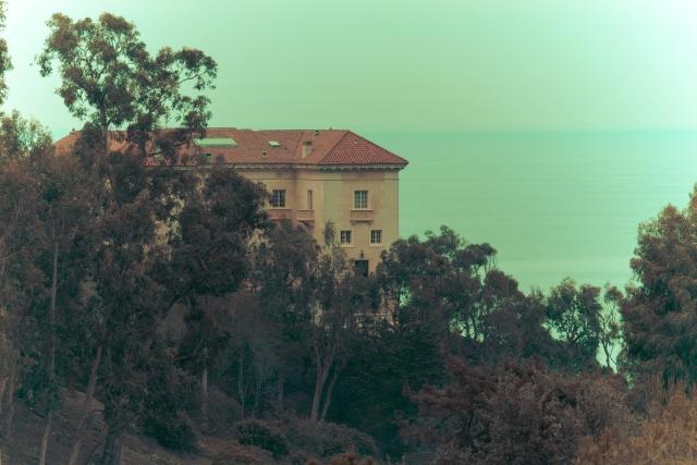 Санта-Моника Достопримечательности Вилла де Леон