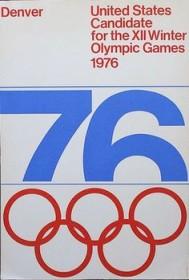 Денвер Олимпиада 1976 года