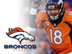 Денвер. Команда по футболу Denver Broncos