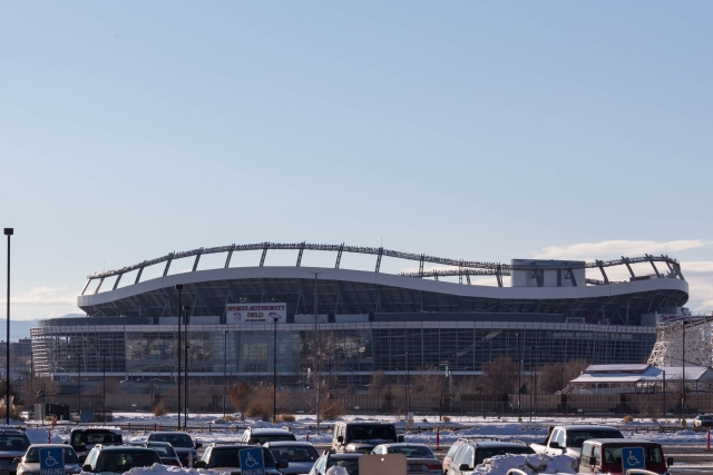 Денвер. Sport Authority Field at Mile High