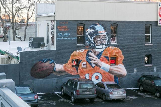 Денвер. Denver Broncos