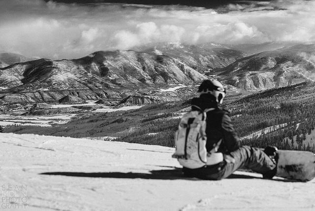 Колорадо. Скалистые горы