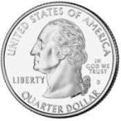 denver quarter coin