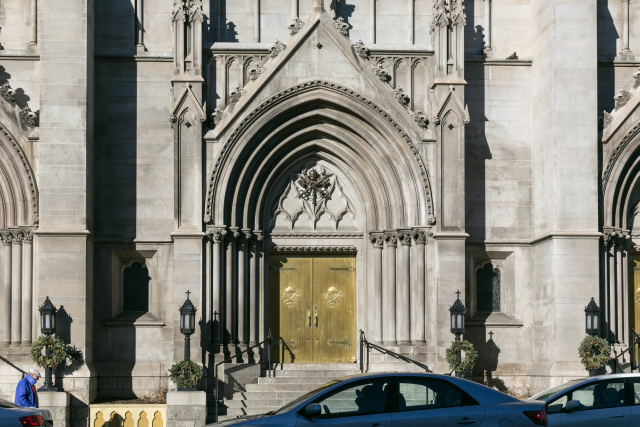 Денвер (Denver) Кафедральный собор Непорочного зачатия (Cathedral of the Immaculate Conception)