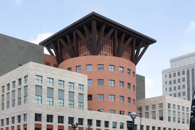 Денвер Центральная Библиотека
