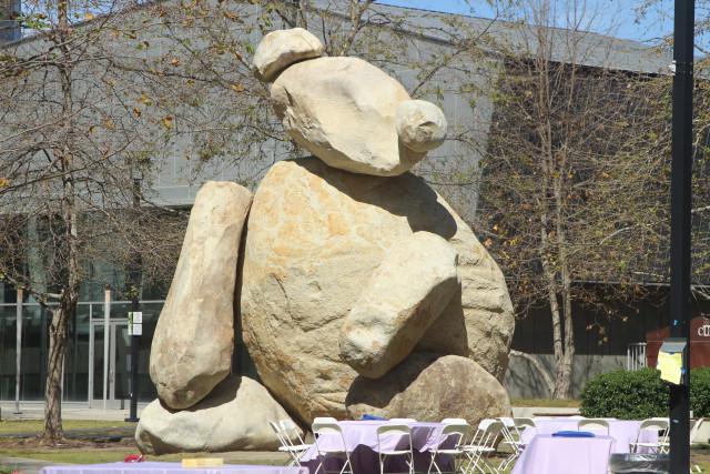 Сан-Диего. UCSD. Коллекция Стюарта. Bear