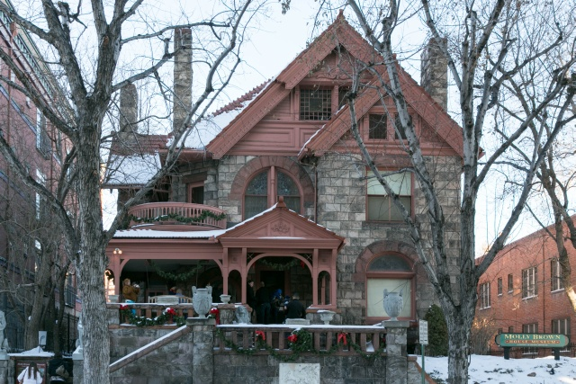 Денвер. Дом Молли Браун (Molly Brown House)