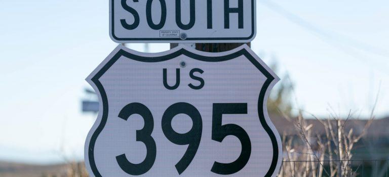 Калифорния. Скрытые сокровища. Трасса US-395. Начало…