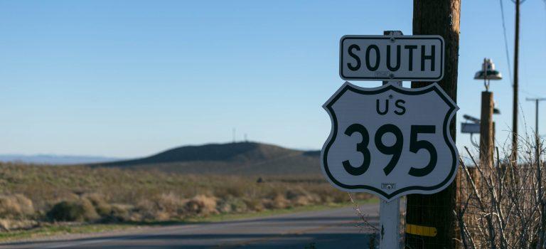 Калифорния. Скрытые сокровища. Трасса US-395. Продолжение…