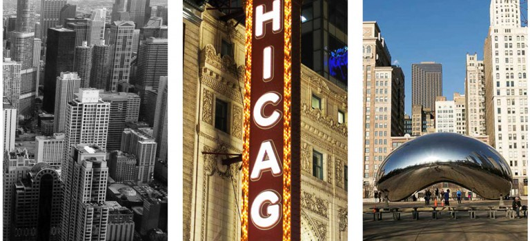 23 доступных способа не грустить в Чикаго. Начало…
