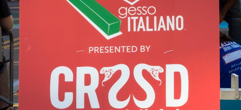 Gesso Italiano или дорога из картин в Маленькой Италии