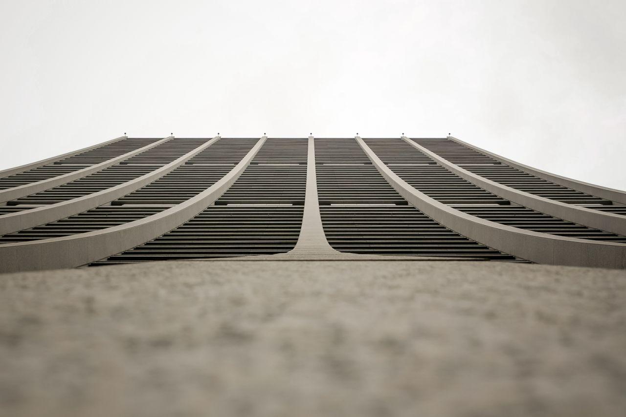 Chicago Chase Tower. Чикаго Достопричечательности Башня банка Чейз