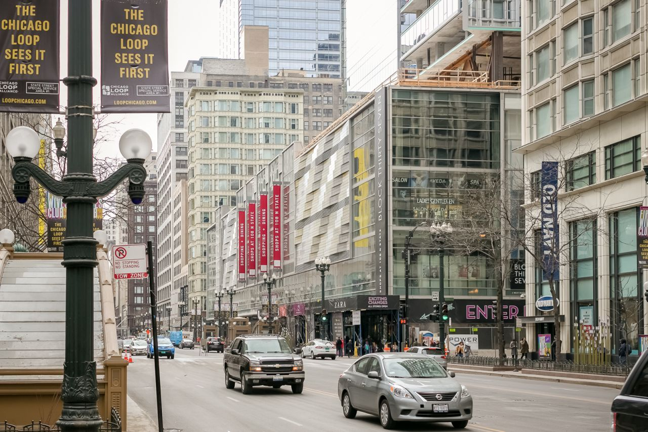 Чикаго Chicago State Street