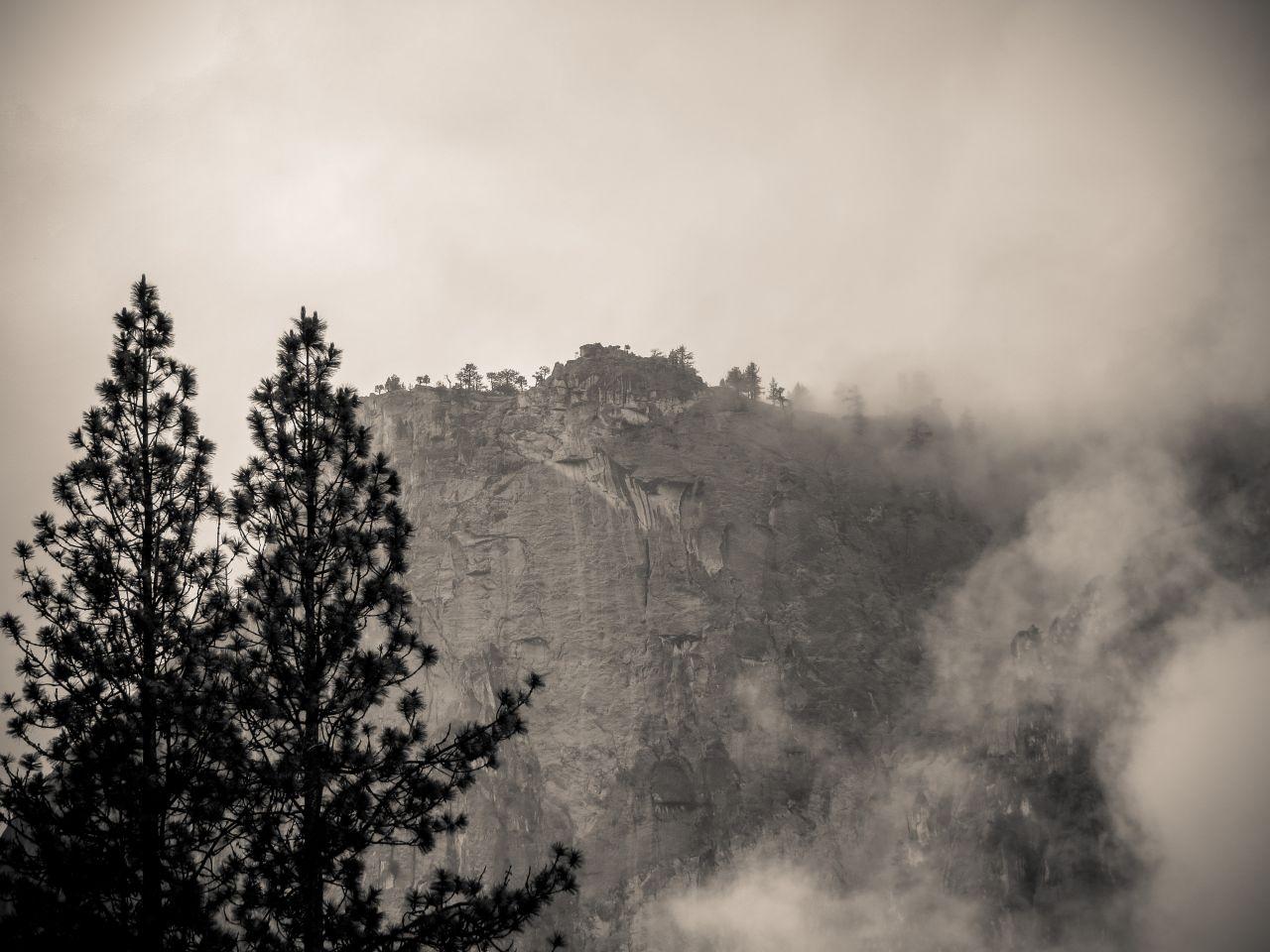 Йосемити парк. Долина Йосемити