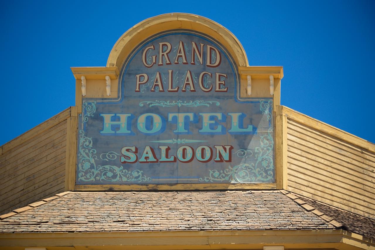Аризона, Тусон. Киностудия Старый Тусон