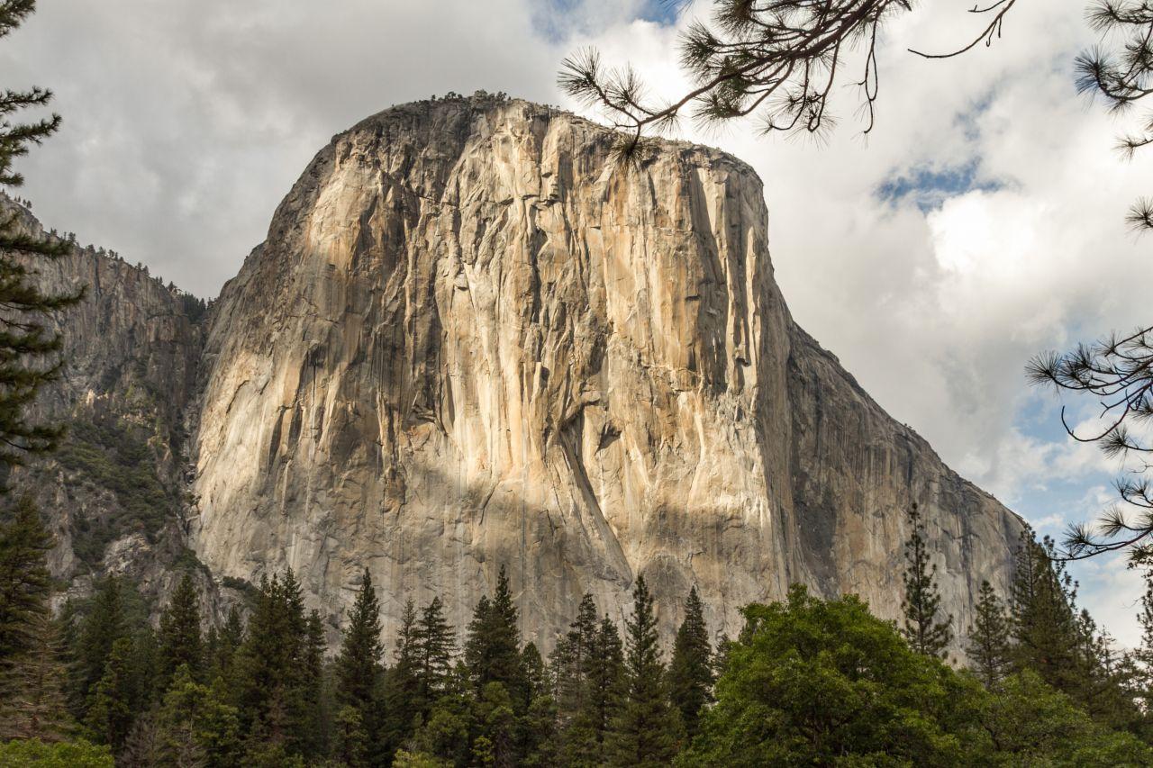 Национальный парк Йосемити (Yosemite Park). El Capitan