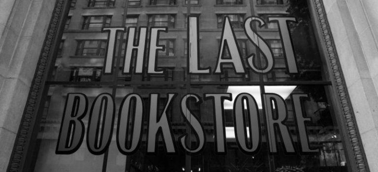 Последний книжный магазин Лос-Анджелеса