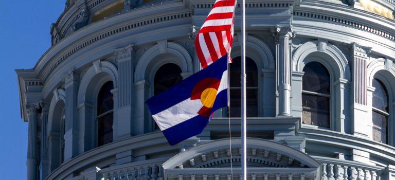 Денвер. Капитолий штата Колорадо