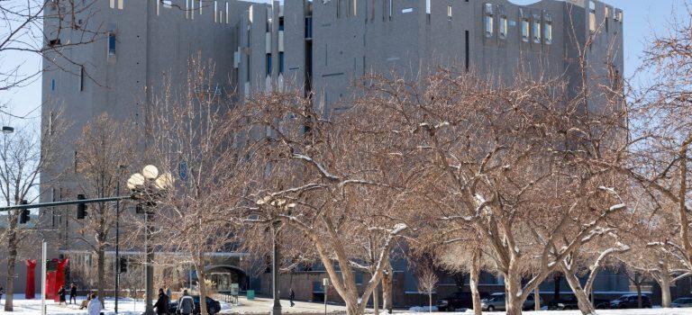 Сердце Денвера. Записки пешеходов: Музей искусств и Денверская Библиотека