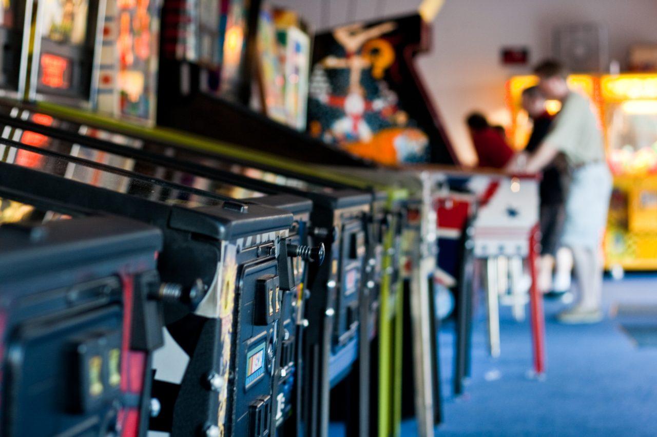 """Музеи Лас-Вегаса. Зал славы игровых автоматов """"Пинбол"""""""