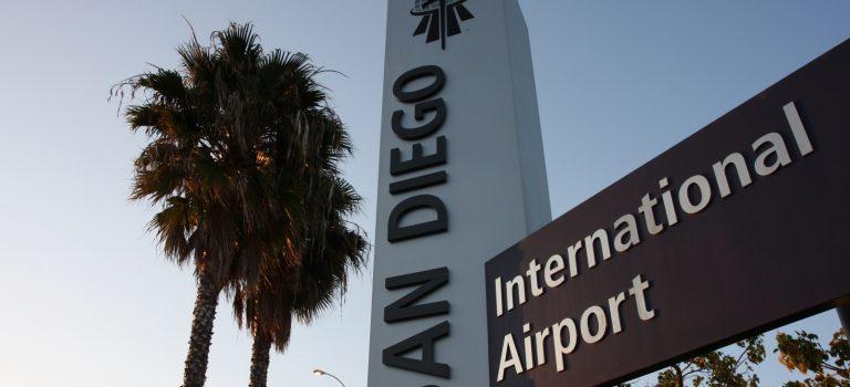 Мир аэропортов. Аэропорт Сан-Диего