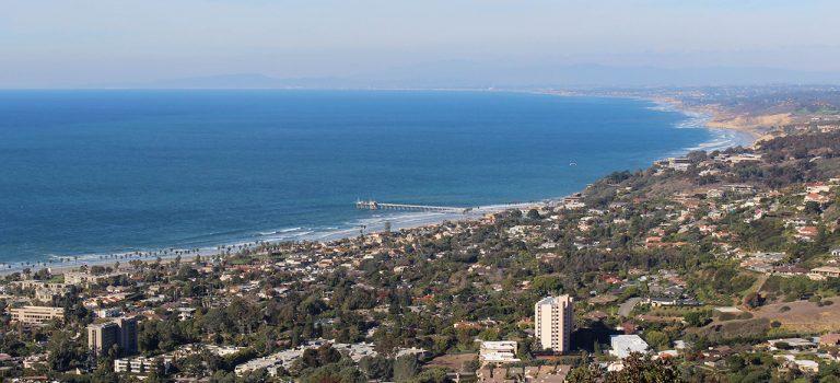 """La Jolla – """"драгоценный"""" район Сан-Диего"""