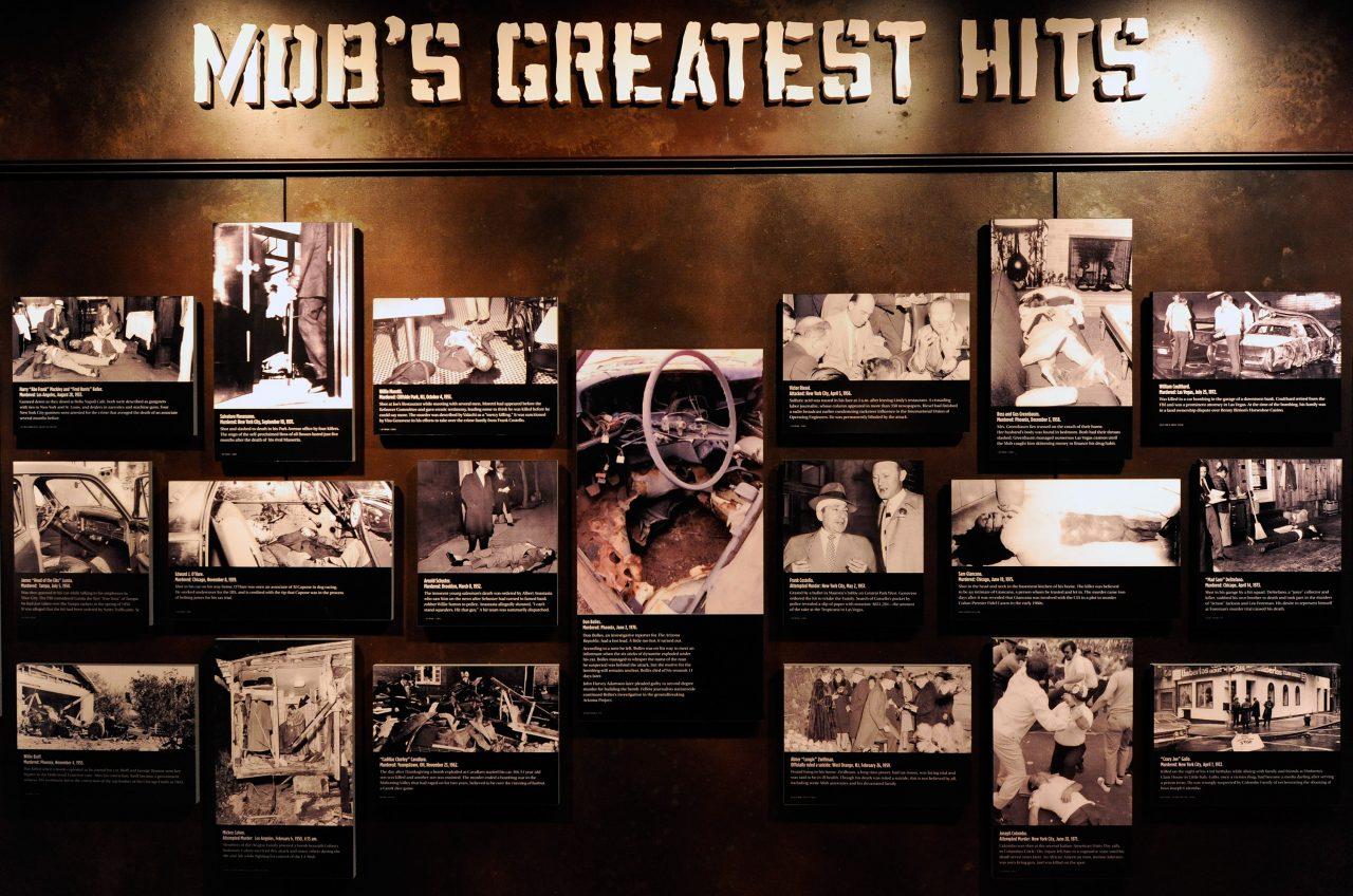 Музеи Лас-Вегаса The Mob Museum