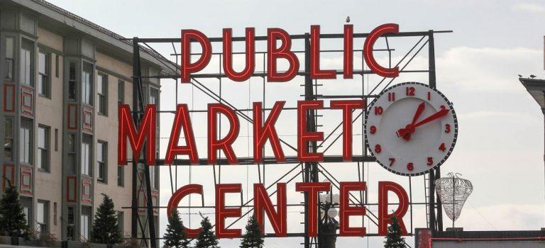 """5 """"необычностей"""", сделавших Pike Place Market знаменитым"""