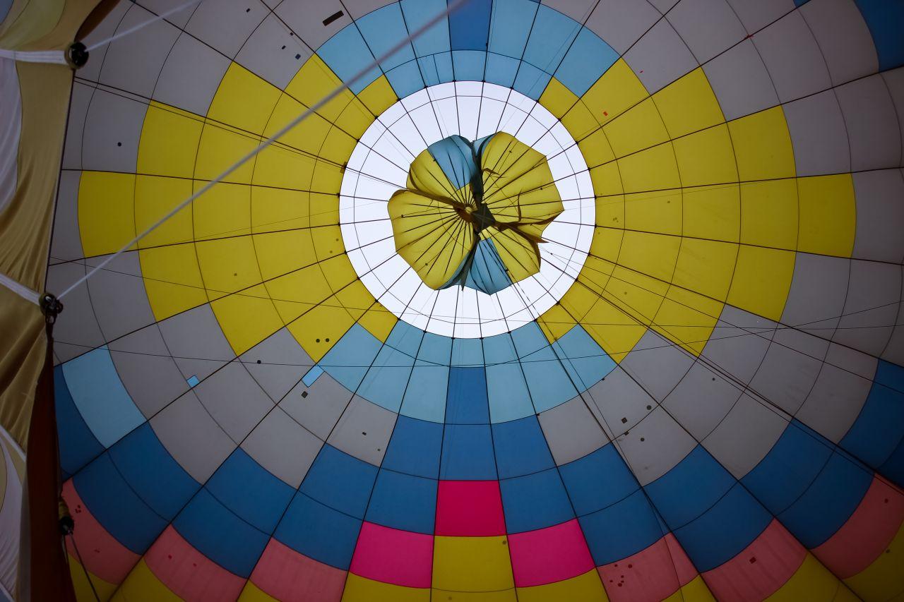 Купол воздушного шара